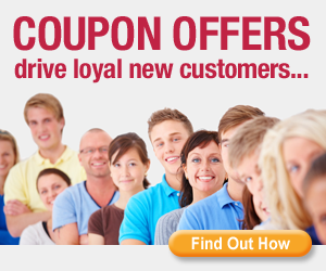 Coupon Offers Drive Loyal New Customers